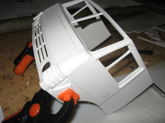 Как сделать пластиковую модель