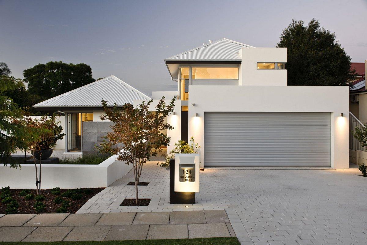 Частный дом Brandon, недвижимость в Австралии, элитная недвижимость в Перт, Cambuild, светлый интерьер дома, дизайн интерьера частного дома фото