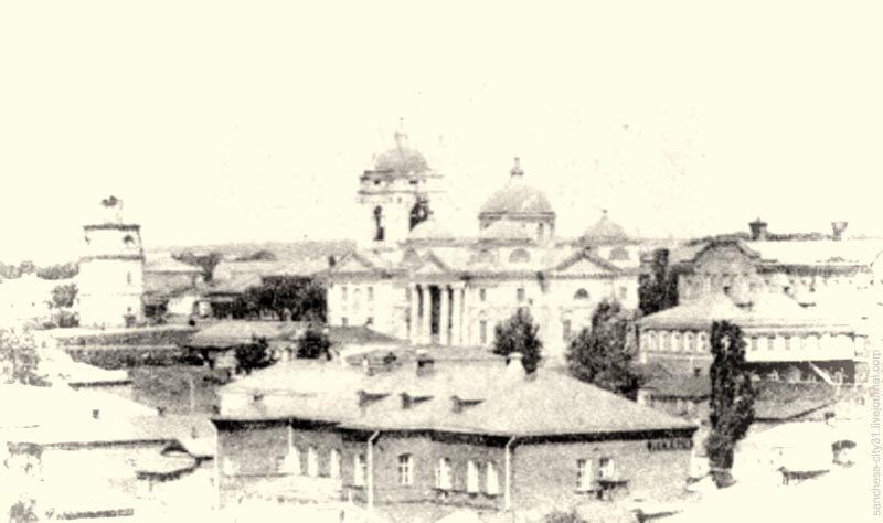 архитектура Белгород блог