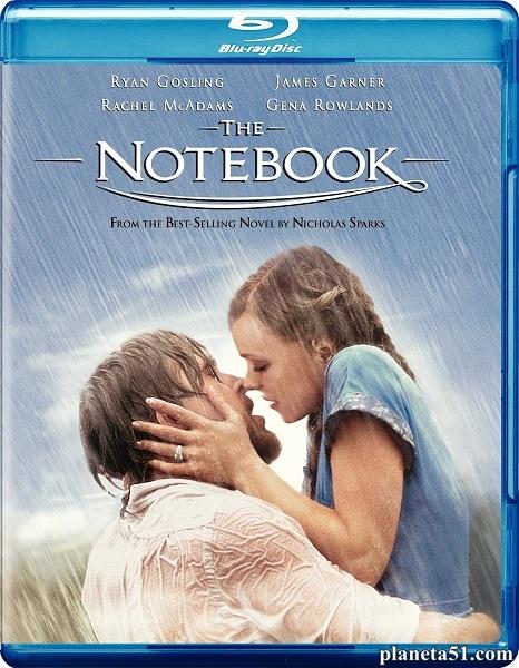 Дневник памяти / The Notebook (2004/BDRip/HDRip)