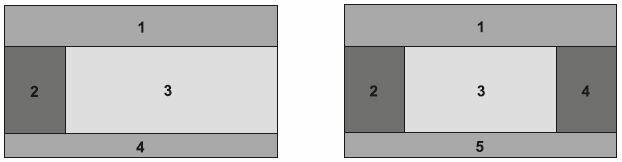 Рис. 11.2. Примеры компоновки страниц