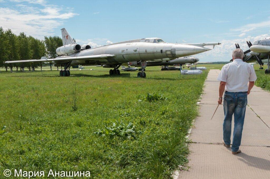 Стоянка самолетов