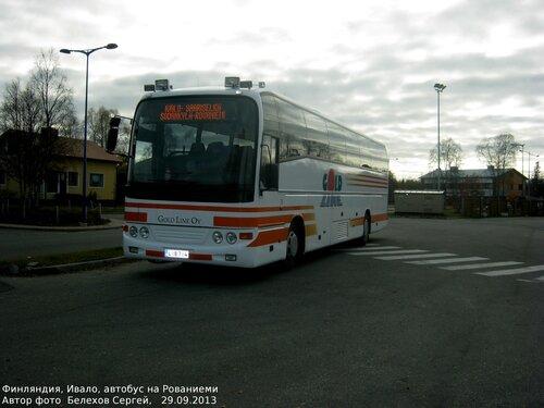 автобус, транспорт