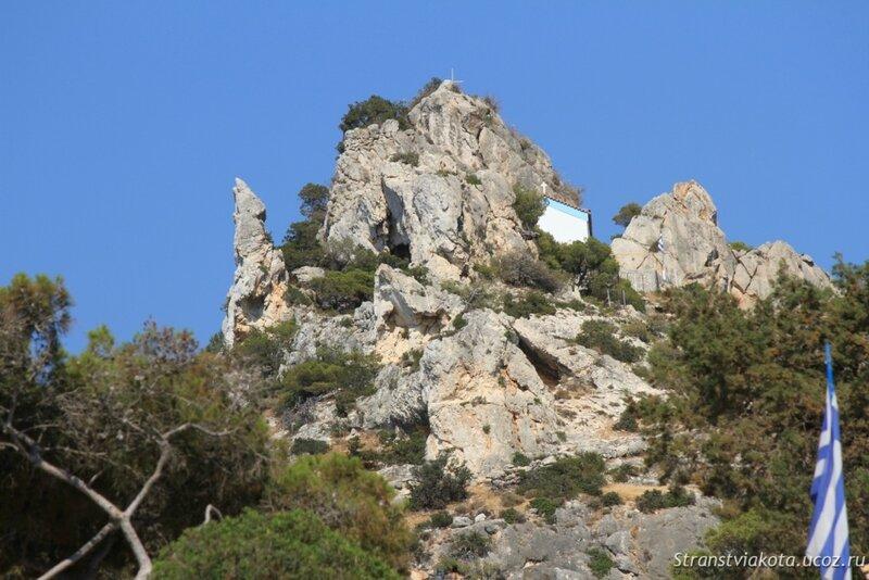 Пелопоннес, Иреон, Храм Геры Акрее