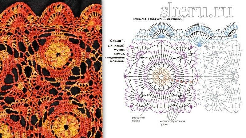 Вязание sherufashion