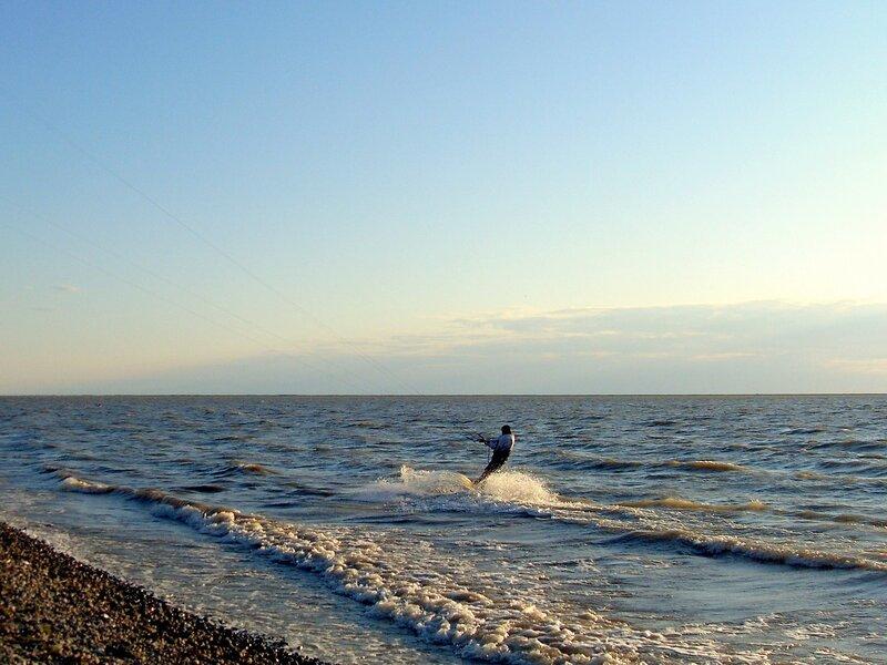 Июнь, у моря