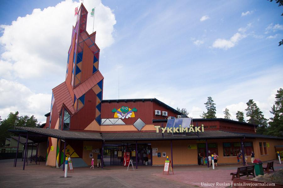 Парк развлечений Тикимяки