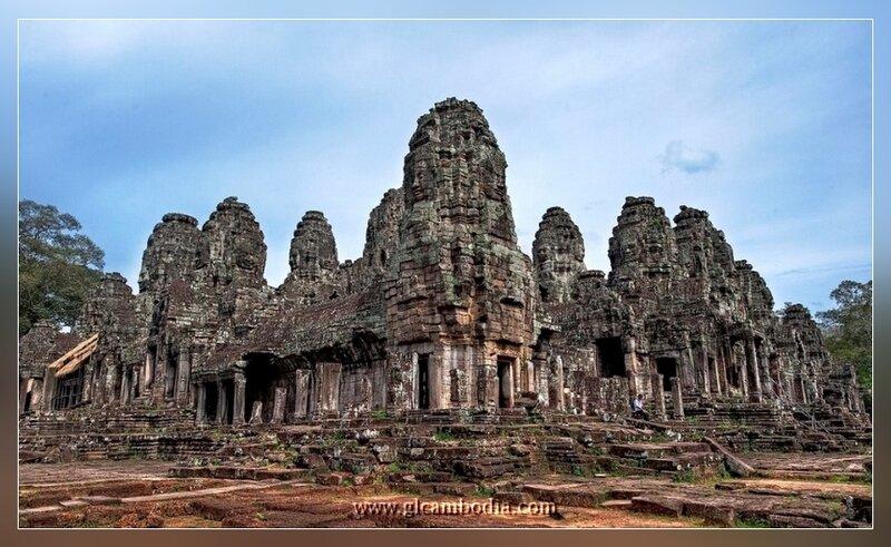 Храмы Ангкора,Байон