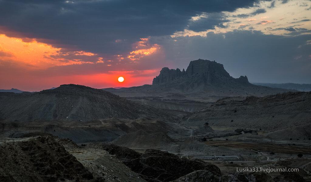 Иран, Загрос