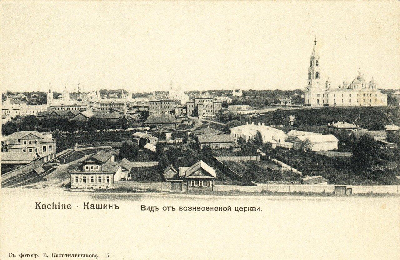 Вид от Вознесенской церкви