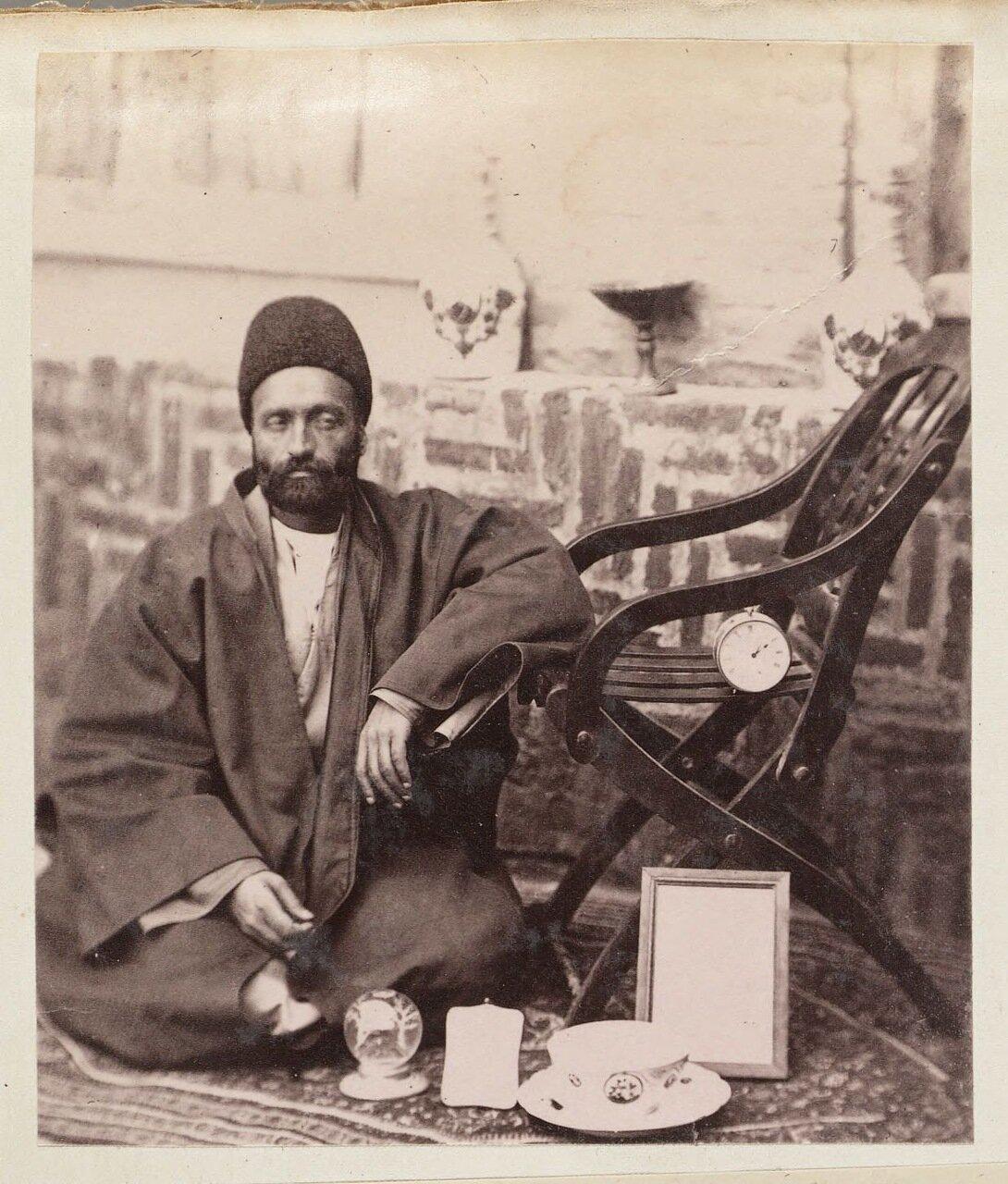 Мирза Мухаммад Садик Сахиб Насак