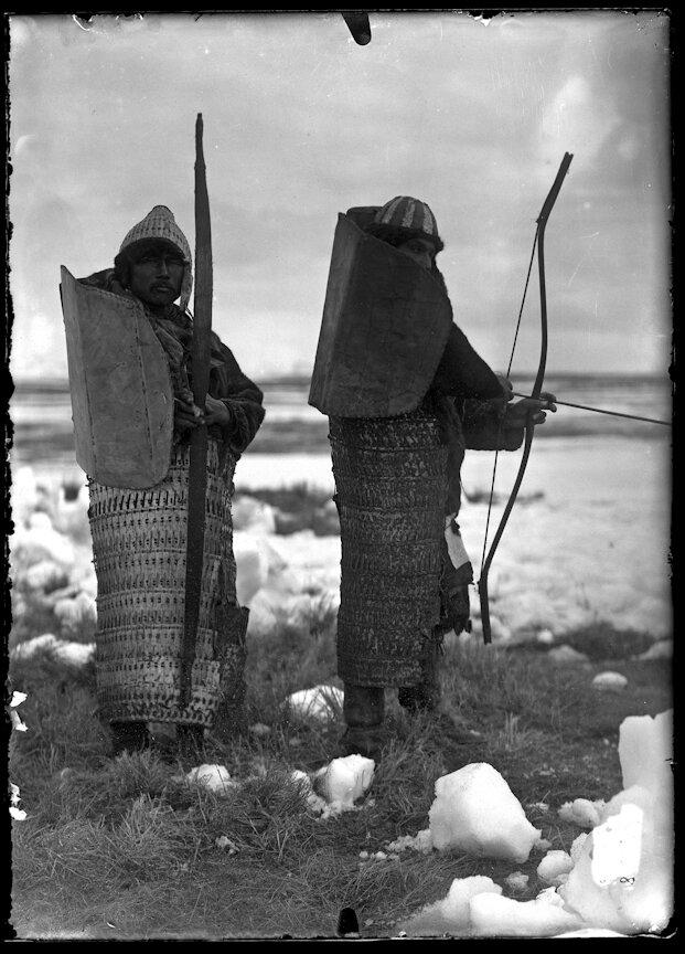 Коряки в броне 1901