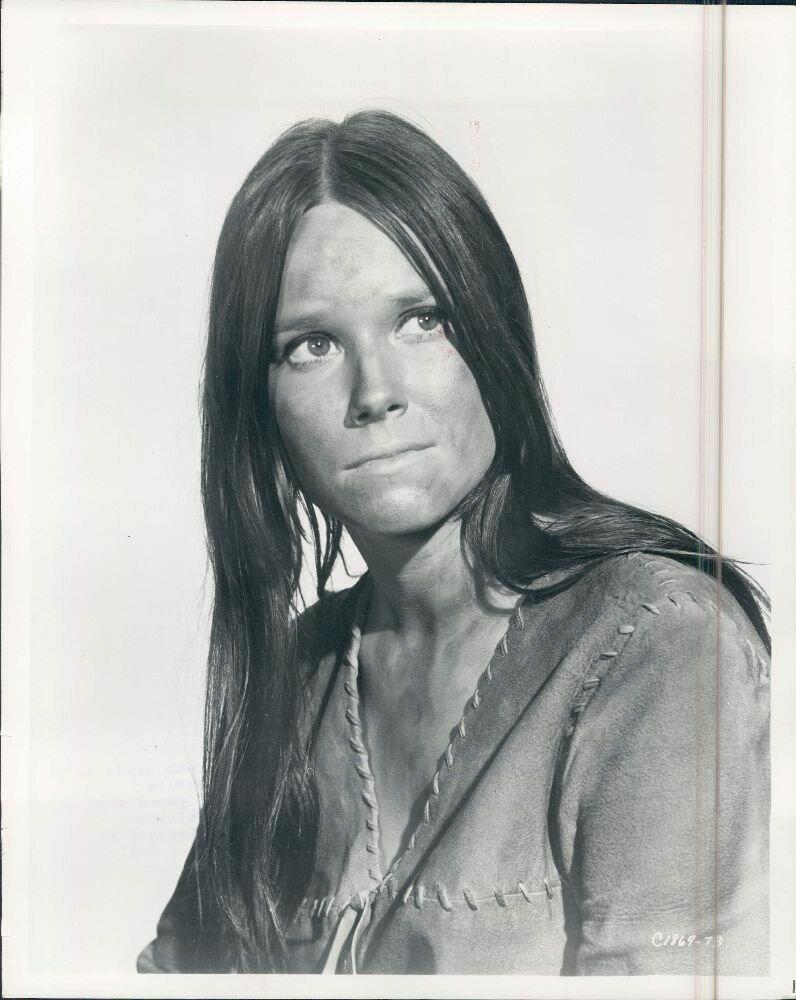1969. Барбара Херши