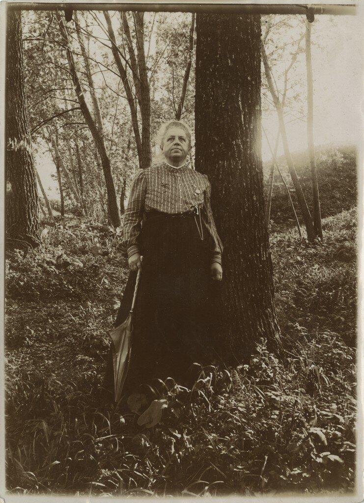 1910-е. Луиза Кологривова