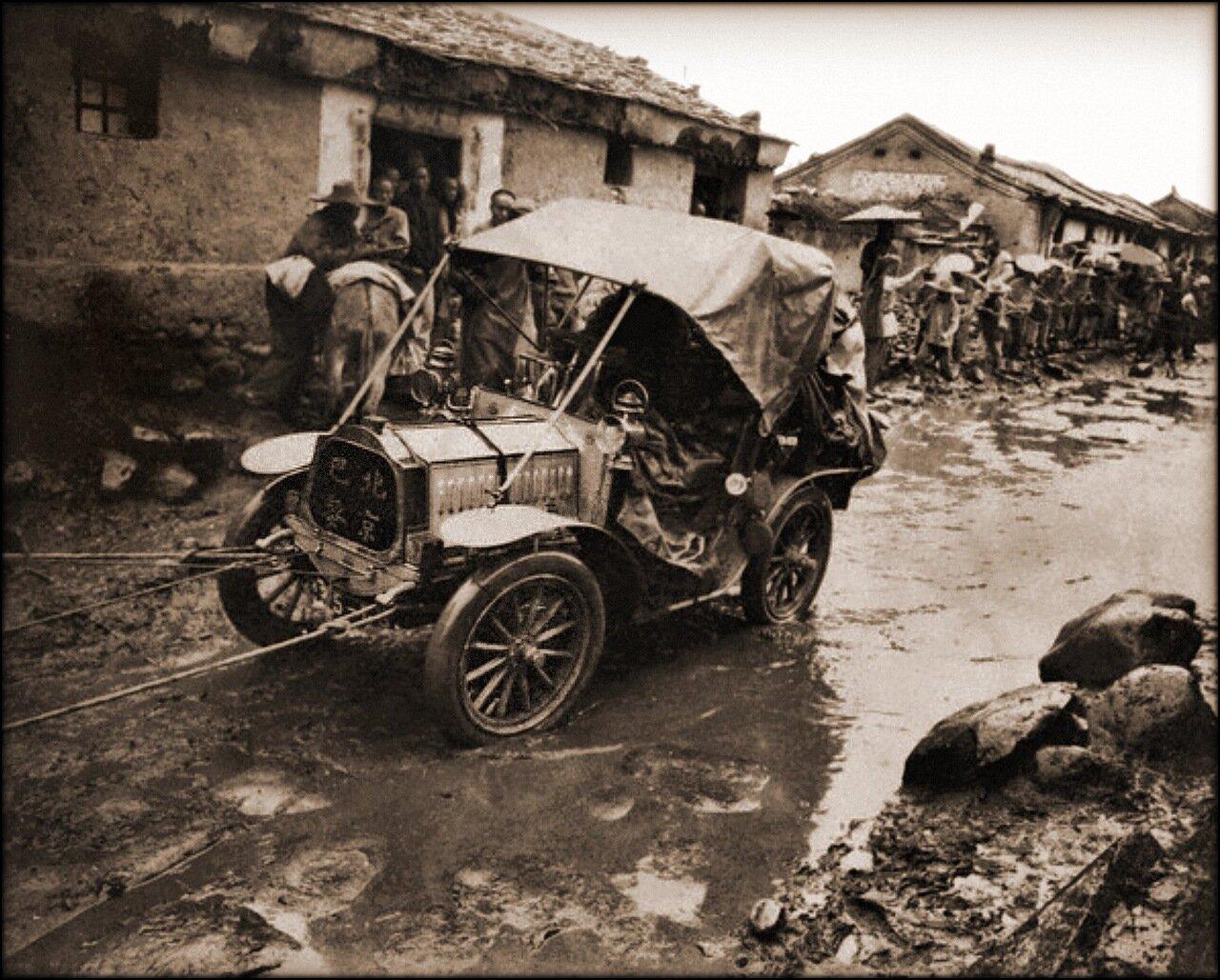1907. Автопробег Пекин-Париж