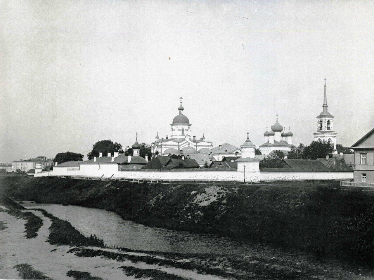 Духов монастырь и тюрьма