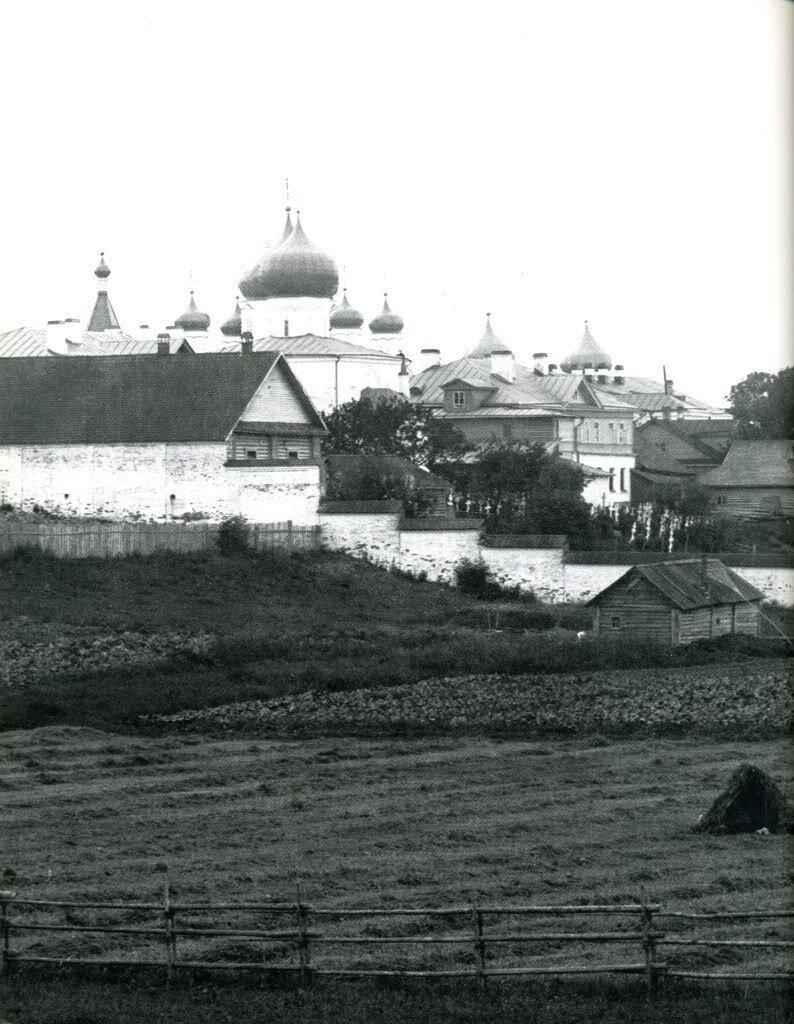 Зверин монастырь 1913