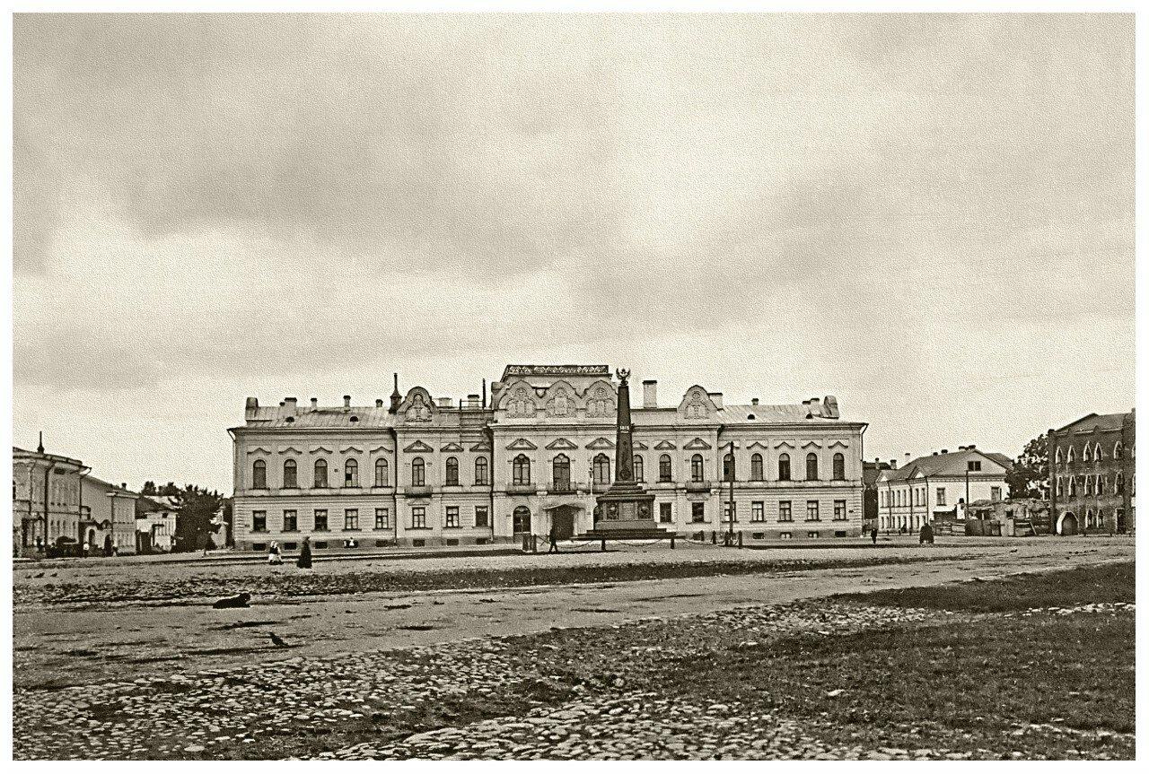 Здание губернского дворянского собрания. 1911