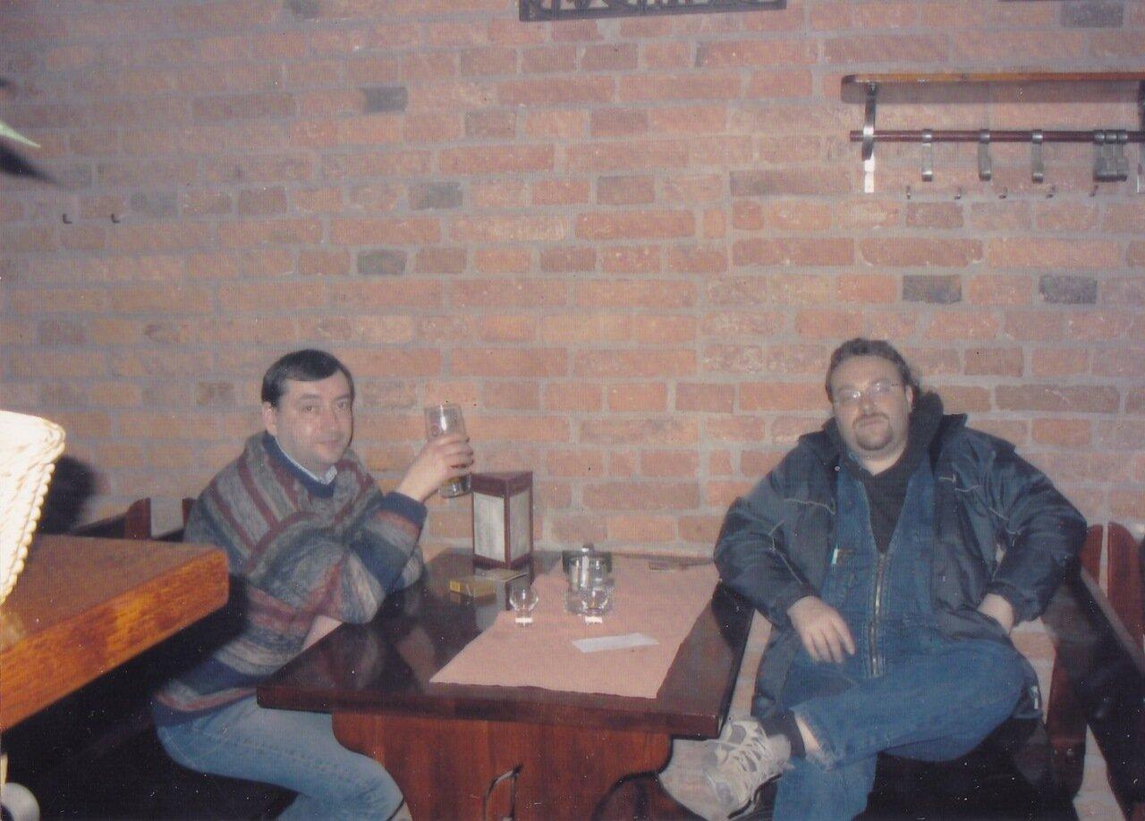 2006. Прага. Середина пути