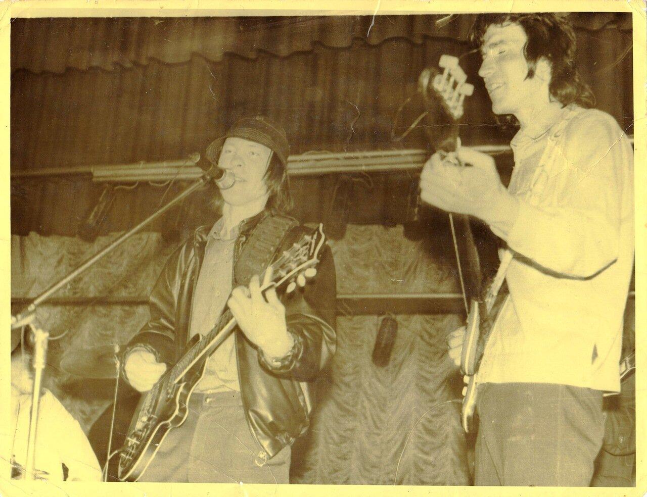 1992. Выступление группы «Флирт»