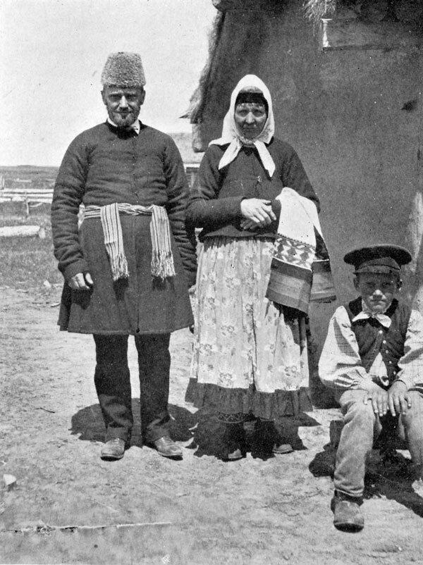 Doukhobors in Saskatchewan, c. 1903