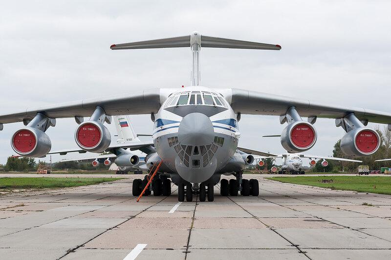 Ильюшин Ил-76МД (RA-78807) ВВС России D707426