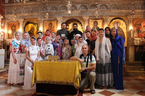 Православный корфу