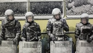 Сторонники Януковича готовятся к митингу в центре Киева