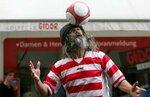 В Польше стартовал Чемпионат мира по футболу для бездомных
