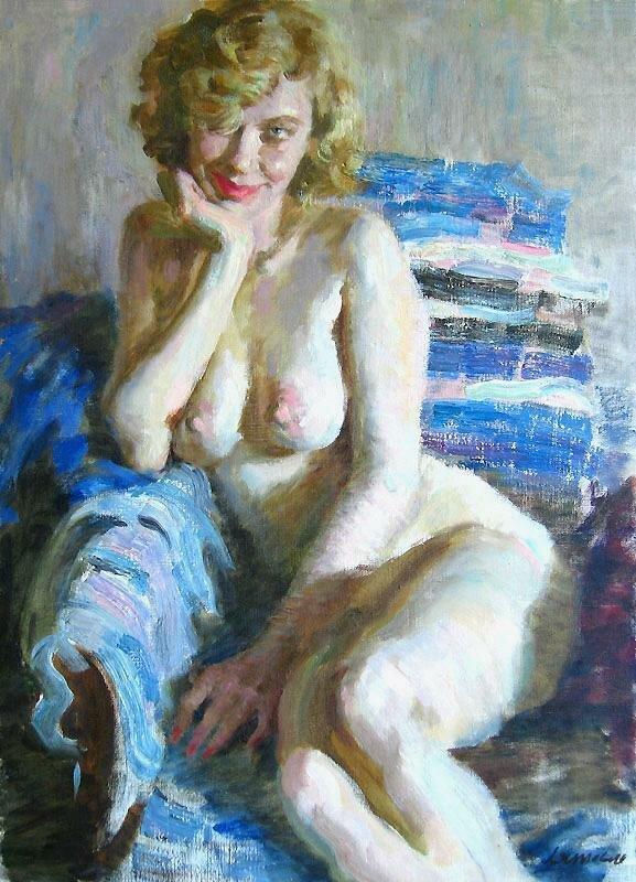 художники и эротика