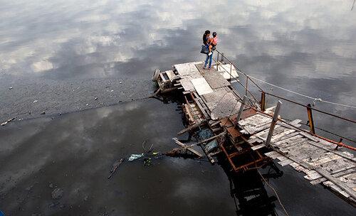 Самая грязная речка на планете