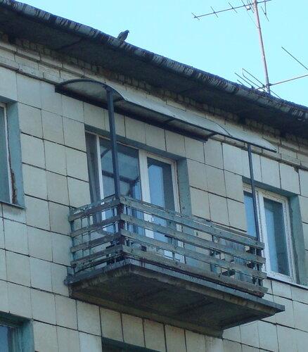 Крыша на балкон купить в республике татарстан на avito - объ.