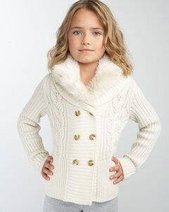 Кардиган для Снегурочки от Juicy Couture