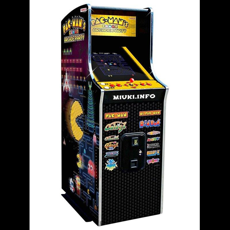 Игровой автомат Пакмен