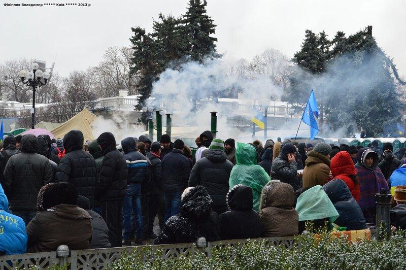 Митинг Партии Регионов 7 декабрь 2013 года.