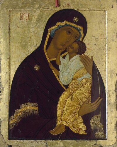 ярославская икона божией матери:
