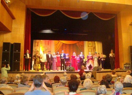 Открытие сезона в Тульской областной филармонии