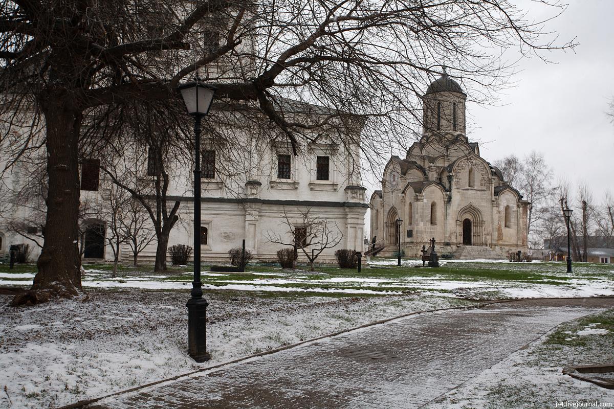 фотопутешествия, фототуризм, фото, Москва, Андронников монастырь