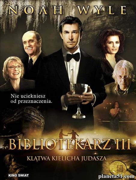 Библиотекарь 3: Проклятие иудовой чаши / The Librarian: The Curse of the Judas Chalice (2008/HDRip)