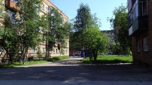 Фото города Инта №4917  Горького 4, 7, 6 и 6а 03.07.2013_14:17