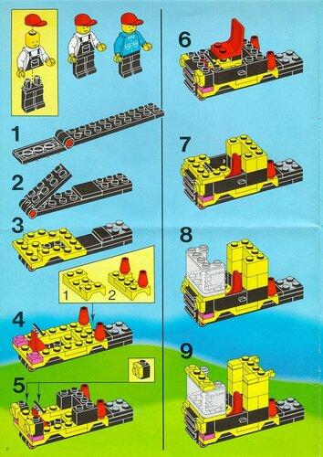 Лего схемы зданий