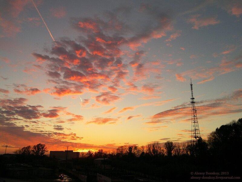 Небо и земля, Чебоксары, 2013.10.06