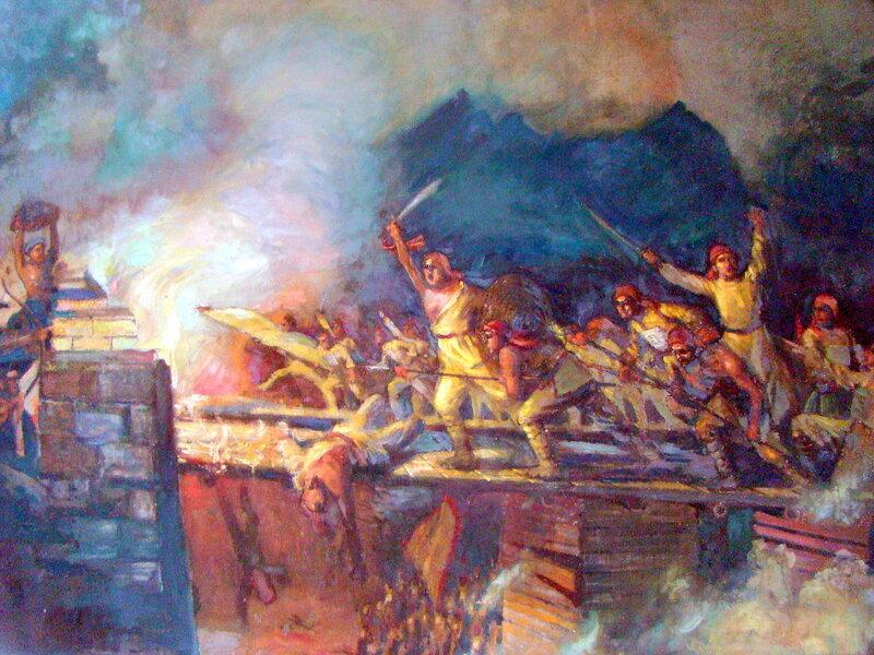 народные восстания в китае 19 век таблица