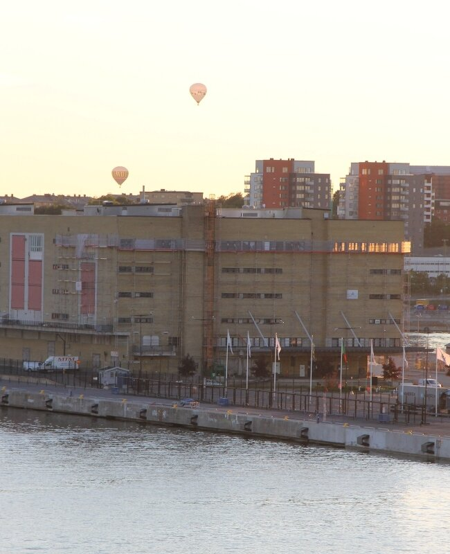 остров Лидингё  Lidingö island.  Stockholm skerries. Стокгольмские шхеры