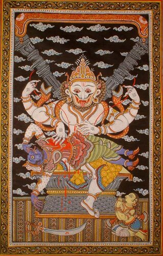 narasimha_avatar_of_vishnu