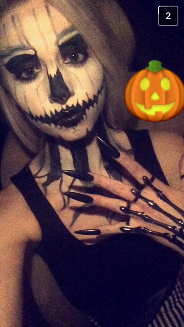 Хэллоуинские бестии, от которых невозможно оторвать глаз