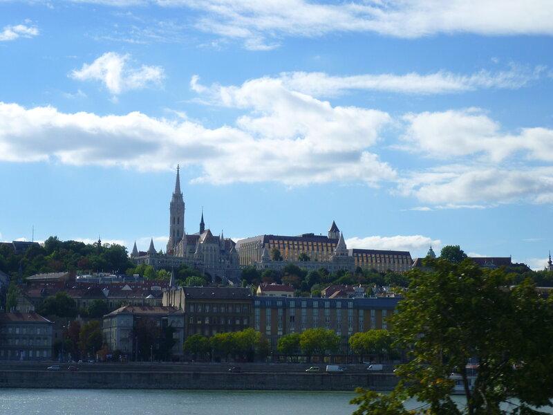 Будайский замок,  Будапешт (Buda Castle, Budapest)