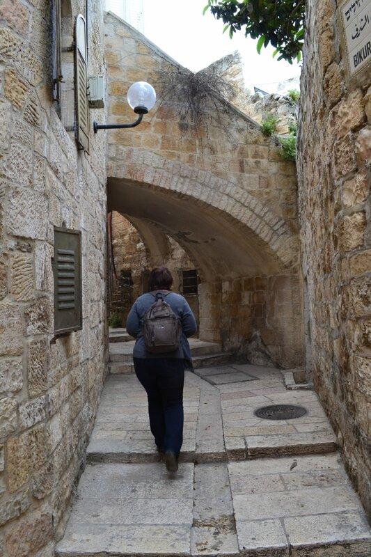 День восьмой. Монастырь св.апостола Марка. По старому городу. Иерусалим. Израиль. 2013.