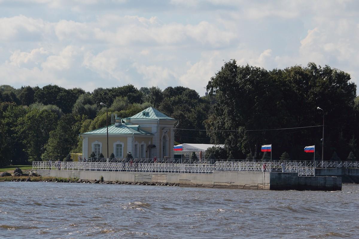 Петергоф - Центральная часть