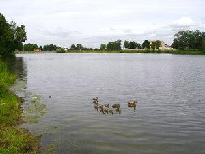 Орловский пруд.